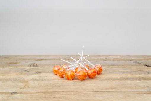 Orange Pop Lolly