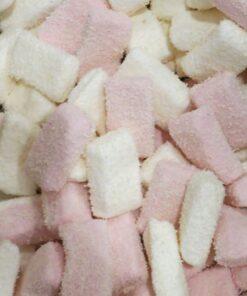 Spekjes Snoep Cocos Roze Wit