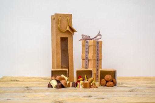 Cadeaupakket Chocolade Snoeperd